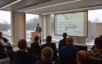 Technologietransfer-Workshop am 24.01.2019