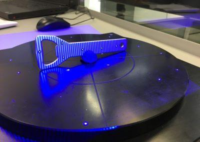 3D-Scann eines Flaschenöffners