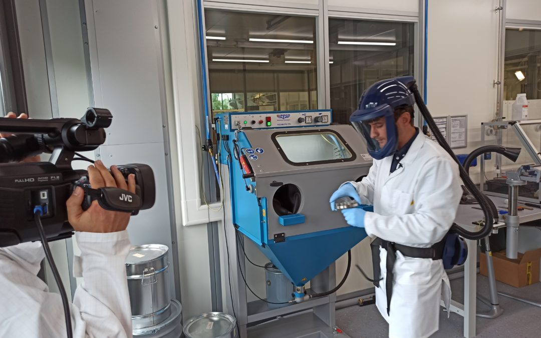 Anwendungszentrum 3D-Druck Oberfranken: Metallbasierte additive Fertigung