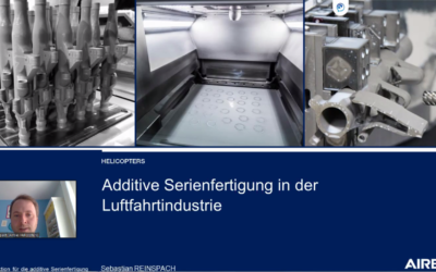 Webinar: Konstruktion für die additive Fertigung